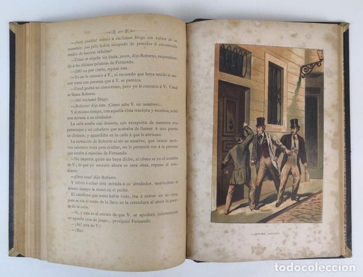 Libros antiguos: BARCELONA Y SUS MISTERIOS. 2 TOMOS. ANTONIO ALTADILL. EDIT VIUDA É HIJOS DE J.TORRENS. 1891. - Foto 21 - 130184203