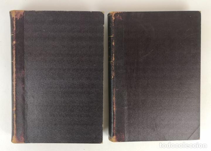 Libros antiguos: BARCELONA Y SUS MISTERIOS. 2 TOMOS. ANTONIO ALTADILL. EDIT VIUDA É HIJOS DE J.TORRENS. 1891. - Foto 24 - 130184203