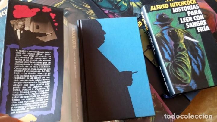 Libros antiguos: Lote Alfred Hitchcock Colección de Libros Círculo de Lectores *LEER DESCRIPCIÓN* - Foto 3 - 131560234