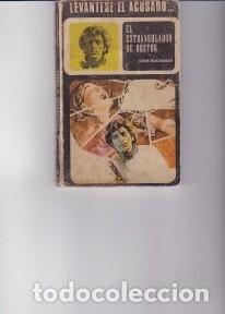 EL ESTRANGULADOR DE BOSTON. ESCRITO POR GENE BUCHANAN. PEDIDO MÍNIMO EN LIBROS: 4 TÍTULOS (Libros antiguos (hasta 1936), raros y curiosos - Literatura - Terror, Misterio y Policíaco)