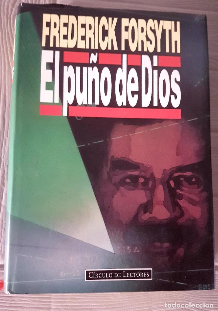 EL PUÑO DE DIOS (Libros antiguos (hasta 1936), raros y curiosos - Literatura - Terror, Misterio y Policíaco)