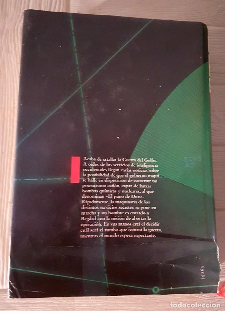 Libros antiguos: El puño de Dios - Foto 2 - 132678402