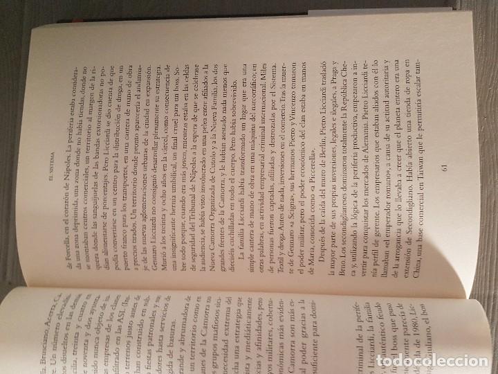 Libros antiguos: Gomorra Roberto Saviano - Foto 4 - 132678750