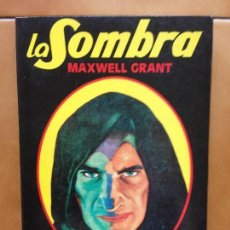 Libros antiguos: LA SOMBRA Nº 6 - LA TORRE DE LA MUERTE - MAXWELL GRANT . Lote 132696278
