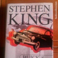 Libros antiguos: LIBRO DE STEPHEN KING BUICK 8 EL COCHE PERVERSO EDICION CIRCULO DE LECTORES AÑO 2002. Lote 132799062