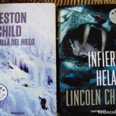 Libros antiguos: PRESTON Y LINCOLN CHILD. Lote 133687418