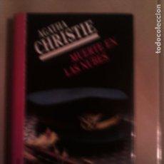 Libros antiguos: LIBRO DE AGATHA CHRISTIE ,MUERTE EN LAS NUBES CIRCULO DE LECTORES ,1990. Lote 135275482