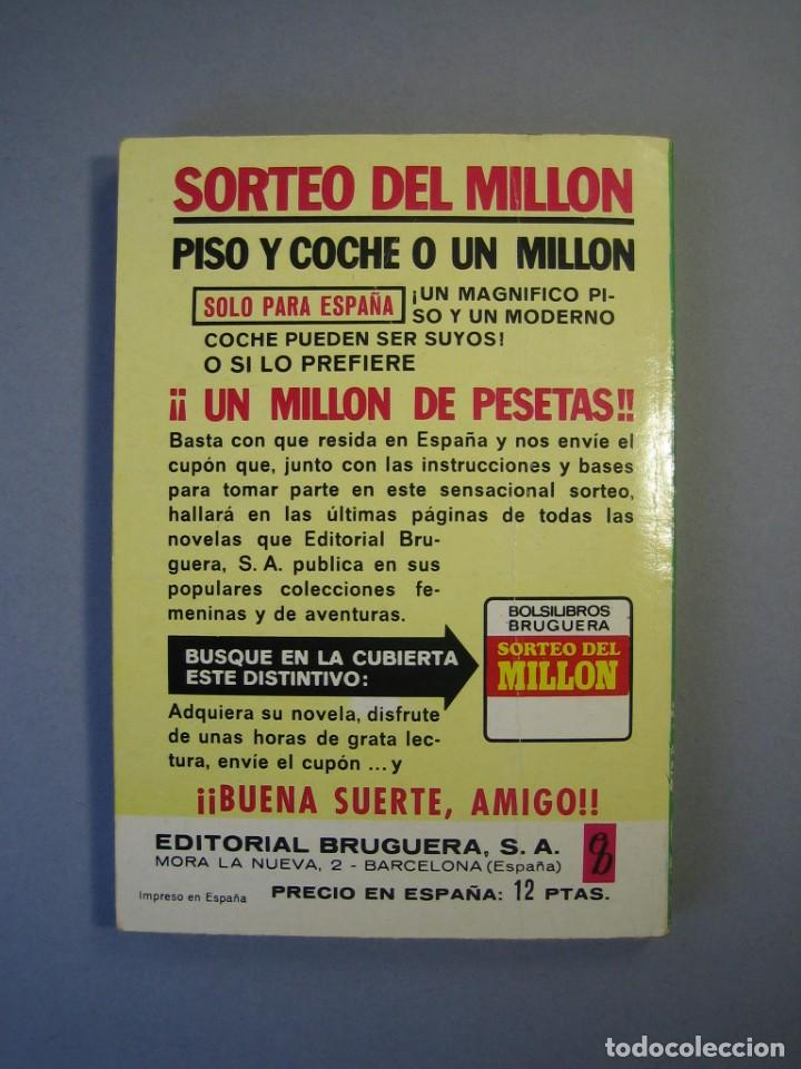 Libros antiguos: SELECCION TERROR 1ª EDICIÓN Nº 31 BRUGUERA/NOCHE DE ESPANTO/ 1973. - Foto 2 - 135447086