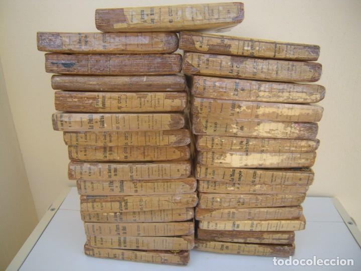Libros antiguos: Fantomas super lote de 29 libros en frances de fantomas - Foto 4 - 137229346