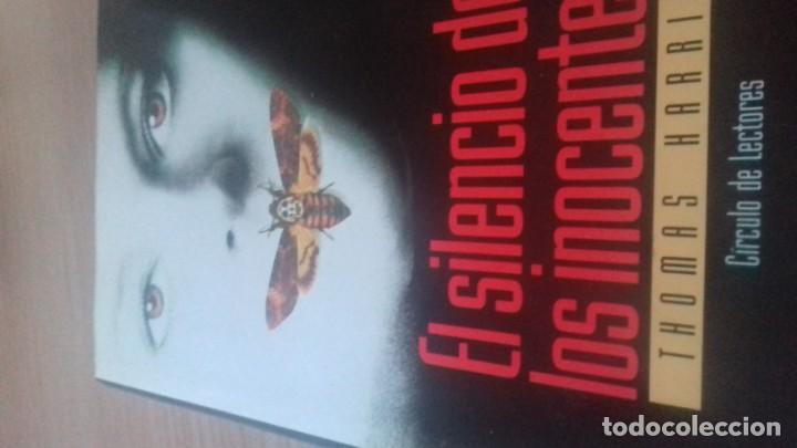LIBRO EL SILENCIO DE LOS INOCENTES (Libros antiguos (hasta 1936), raros y curiosos - Literatura - Terror, Misterio y Policíaco)