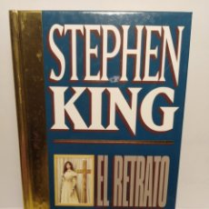 Libros antiguos: LIBRO STEPHEN KING EL RETRATO DE ROSE MADDER TERROR MISTERIOS. Lote 140319478