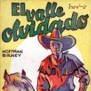 Libros antiguos: HOFFMAN BIRNEY : EL VALLE OLVIDADO (LA NOVELA AVENTURA HYMSA, S. F.). Lote 141502498