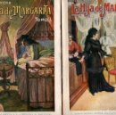 Libros antiguos: XAVIER DE MONTEPIN : LA HIJA DE MARGARITA - DOS TOMOS (SOPENA, 1933) . Lote 141524826