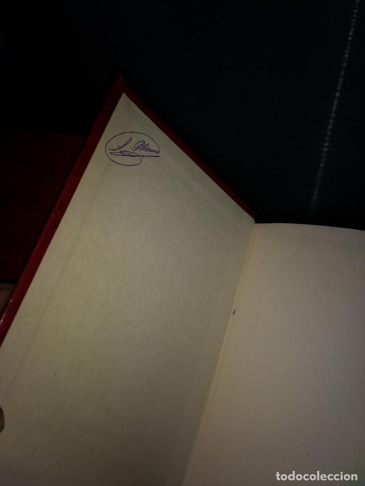 Libros antiguos: Obras selectas LOTE 9 TOMOS Ed Carroggio. Novela policíaca. Género negro. - Foto 8 - 142821570