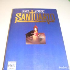 Libros antiguos: JAMES HERBERT: SANTUARIO. Lote 142862094