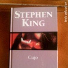 Libros antiguos: LIBRO DE STEPHEN KING ,CUJO COLECCION GRANDES EXITOS. Lote 143786570