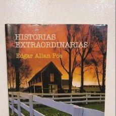 Libros antiguos: HISTORIAS EXTRAORDINARIAS DE EDGAR ALLAN POE. PLAZA Y JANES 1990. NH HOTELES. Lote 146221698