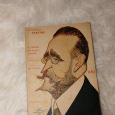 Libros antiguos: EL MISTERIO DEL CUARTO AMARILLO (1917). Lote 146432041