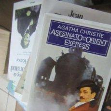 Libros antiguos: LIBRO ASESINATO EN EL ORIENT EXPRES AGATHA CHRISTIE 1983 MOLINO L-809-1064. Lote 147378730