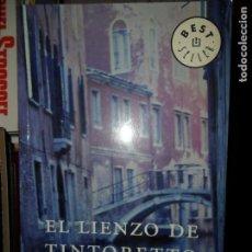 Libros antiguos: EL LIENZO DE TINTORETTO, THIERRY MAUGENEST, ED. DEBOLSILLO. Lote 149569882
