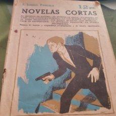 Libros antiguos: NOVELAS CORTAS - E.JARDIEL PONCELA . Lote 151968946