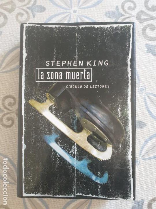 Libros antiguos: LOTE 5 LIBROS STEPHEN KING - Foto 2 - 155464426