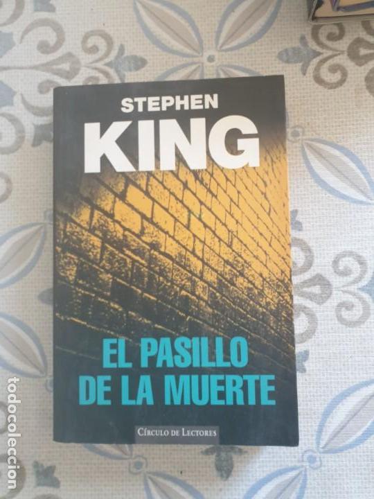 Libros antiguos: LOTE 5 LIBROS STEPHEN KING - Foto 6 - 155464426
