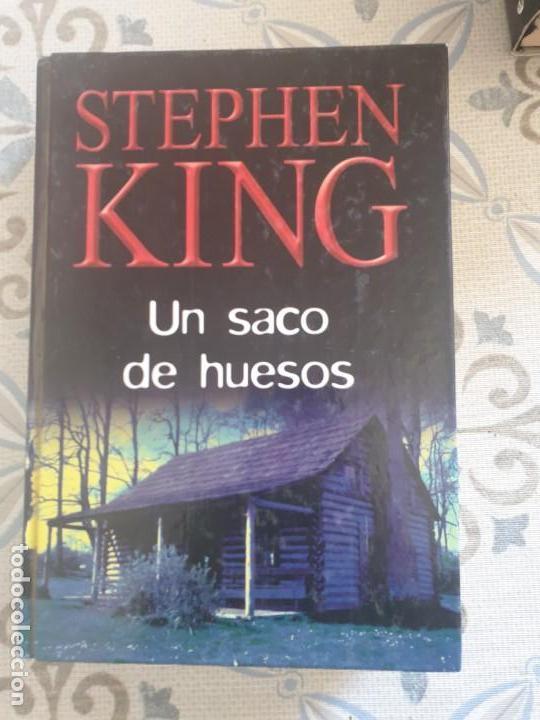 Libros antiguos: LOTE 5 LIBROS STEPHEN KING - Foto 8 - 155464426