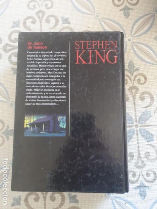 Libros antiguos: LOTE 5 LIBROS STEPHEN KING - Foto 9 - 155464426