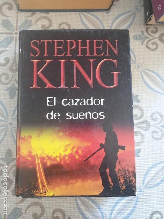 Libros antiguos: LOTE 5 LIBROS STEPHEN KING - Foto 10 - 155464426