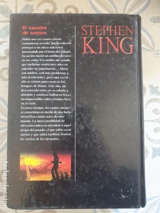 Libros antiguos: LOTE 5 LIBROS STEPHEN KING - Foto 11 - 155464426