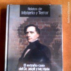 Libros antiguos: LIBRO DE R,H ,STEVENSON ,RELATOS DE MISTERIO Y TERROR NUEVO PRECINTADO. Lote 158410910