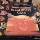 Libros antiguos: ESPECTACULAR Y DIFICIL TOMO EL CANTO DEL CISNE. GRAN SUPER TERROR, MARTINEZ ROCA. ROBERT MCCAMMON. Lote 159836942