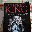 Libros antiguos: EL BAZAR DE LOS MALOS SUEÑOS. STEPHEN KING. Lote 160320658