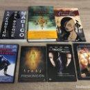 Libros antiguos: LOTE VARIADO LIBROS, COMICS DVD. Lote 161841366