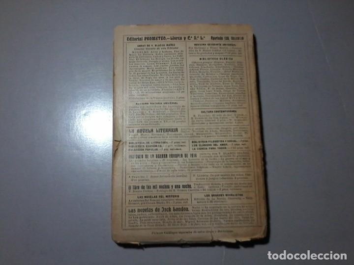 Libros antiguos: ARTHUR CONAN DOYLE. SHERLOCK HOLMES. LA MARCA DE LOS CUATRO. 1ª EDICIÓN. PORTADA: PENAGOS. RARO. - Foto 3 - 163258910