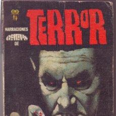 Libros antiguos: MARIONETAS DE HORROR NOVELA DE TERROR. Lote 163448694