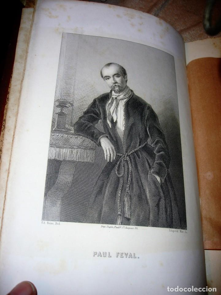 Libros antiguos: Oeuvres choisies de Paul Feval, Le Fils Du Diable - Foto 4 - 166057502