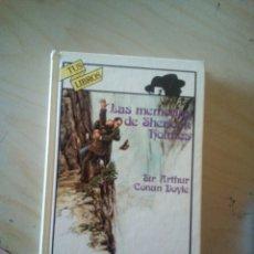 Libros antiguos: LAS MEMORIAS DE SHERLOCK HOLMES 1A EDICION TUS LIBROS ANAYA. Lote 166524238