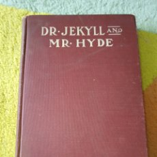Libros antiguos: DR JEKYLL AND MR HYDE. ROBERT LOUIS STEVENSON. Lote 166796124