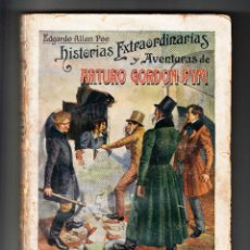 Old books - EDGARDO ALLAN POE HISTORIAS EXTRAORDINARIAS Y... RAMÓN SOPENA BARCELONA 1932 - 167981880