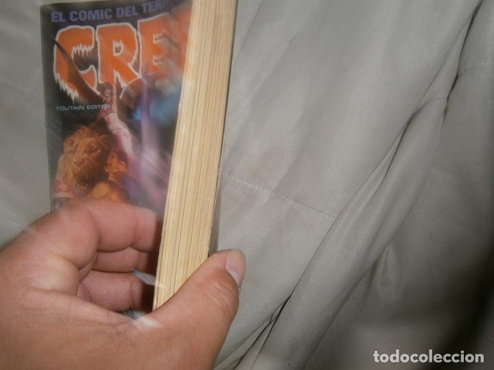 Libros antiguos: ¡¡CREEPY BUEN ESTADO¡¡ - Foto 3 - 168611136