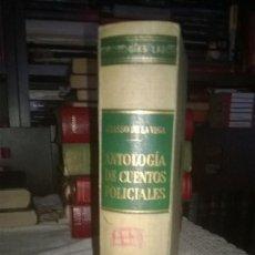 Libros antiguos: 2-ANTOLOGIA DE CUENTOS POLICIALES,1960. Lote 171637063