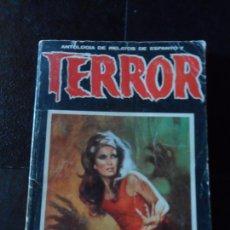 Libros antiguos: RELATOS DE ESPANTO Y TERROR Nº 21 - EDICIONES DRONTE 1974 . Lote 171837664
