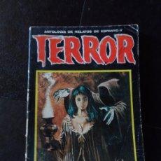 Libros antiguos: RELATOS DE ESPANTO Y TERROR Nº 21 - EDICIONES DRONTE 1974 LIBROS DE SEGUNDA MANO (POSTERIORES A 193. Lote 171837754