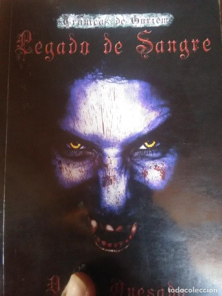 LEGADO DE SANGRE (Libros antiguos (hasta 1936), raros y curiosos - Literatura - Terror, Misterio y Policíaco)