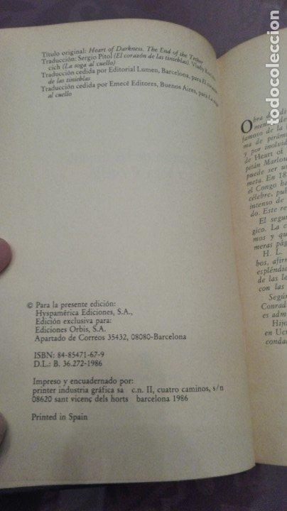 Libros antiguos: Joshep Conrad - Foto 3 - 172881362