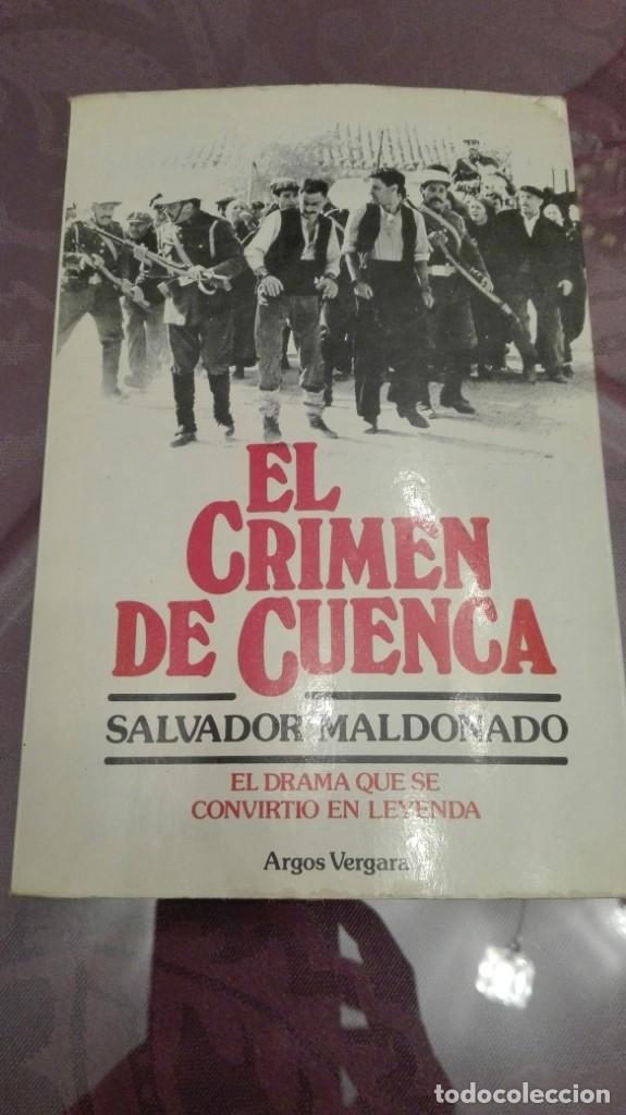 EL CRIMEN DE CUENCA (Libros antiguos (hasta 1936), raros y curiosos - Literatura - Terror, Misterio y Policíaco)