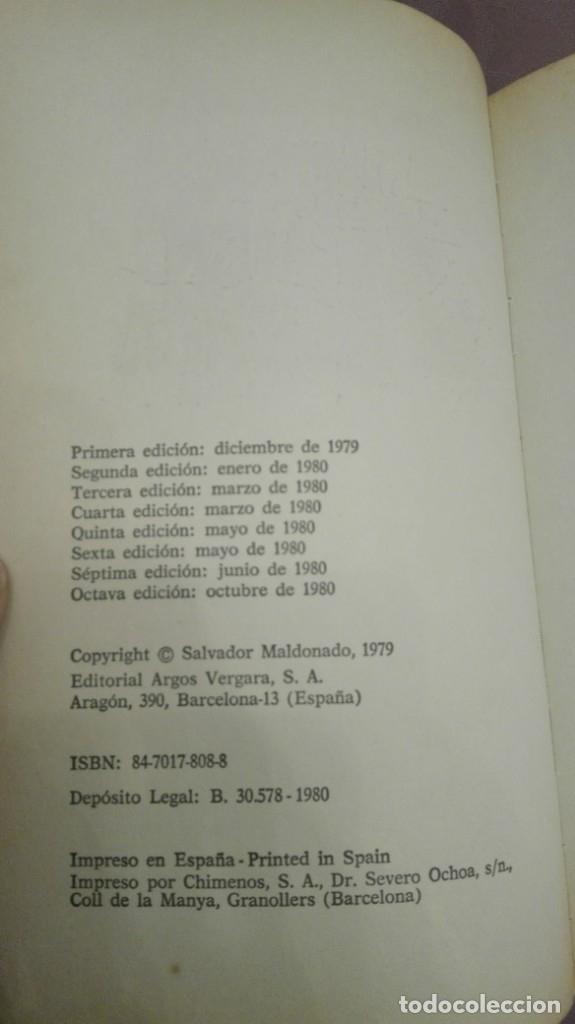 Libros antiguos: El crimen de cuenca - Foto 2 - 172898969