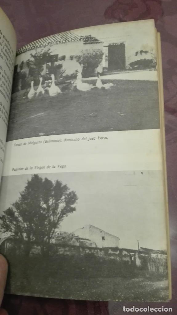 Libros antiguos: El crimen de cuenca - Foto 3 - 172898969